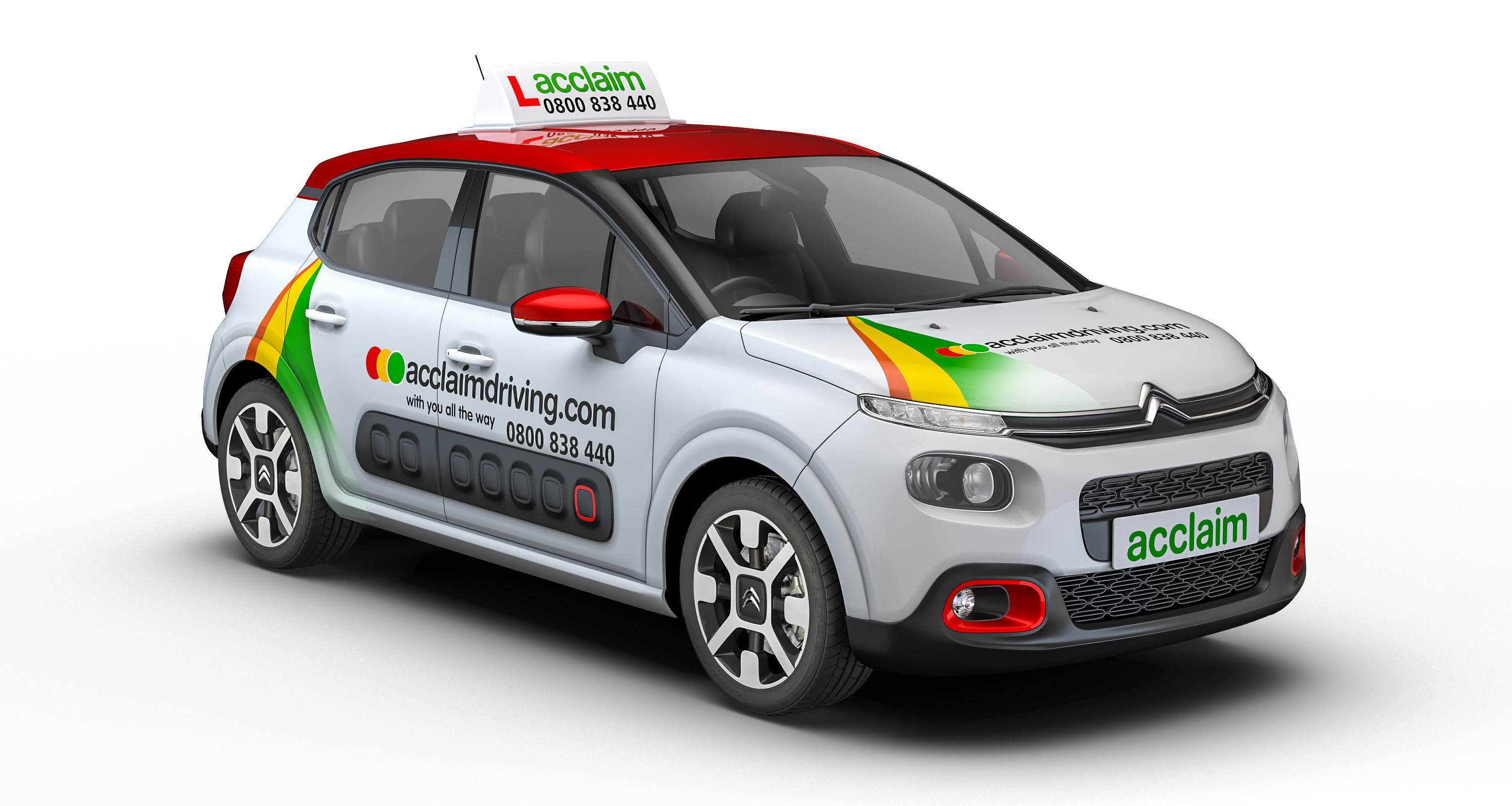 Acclaim Driving School Car